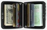 Ögon Code Wallet Black creditcardhouder
