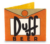 Mighty Wallet Simpsons Duff_