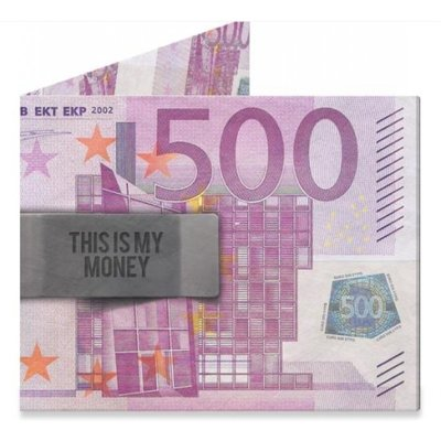 Mighty Wallet 500 Euro