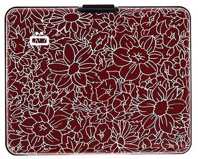 Ögon Big Stockholm Flowers creditcardhouder