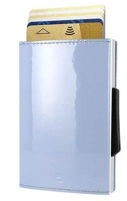 Ögon Cascade Wallet Glossy Sky Blue creditcardhouder