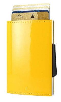 Ögon Cascade Wallet Glossy Citrus creditcardhouder