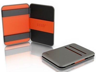 Dosh Magic Tangerine creditcardhouder