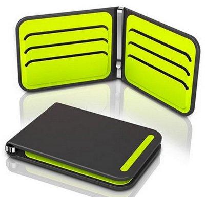 Dosh Aero RFID Fairway creditcardhouder