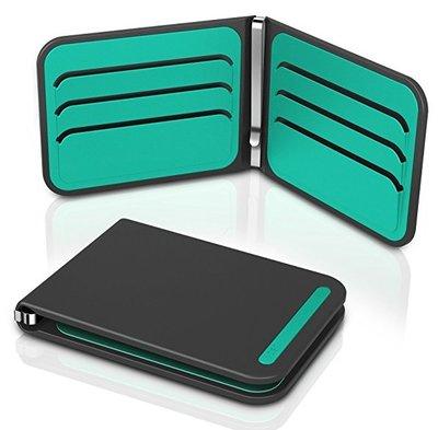 Dosh Aero RFID Shoal creditcardhouder