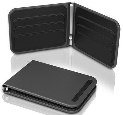 Dosh Aero RFID Smoke creditcardhouder