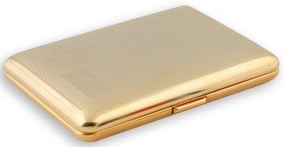 Smartcaze Spitfire Gold creditcardhouder