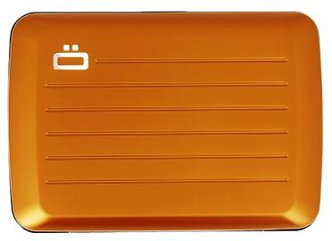 Ögon Stockholm V2 Orange creditcardhouder