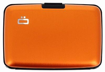 Ögon Stockholm Orange creditcardhouder