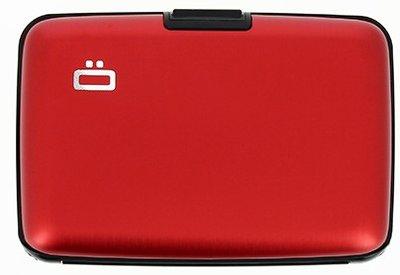 Ögon Stockholm Red creditcardhouder