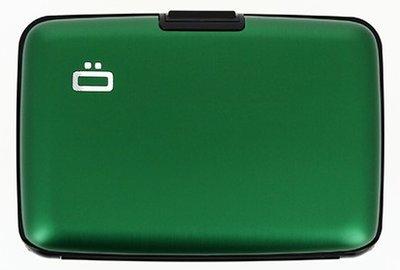 Ögon Stockholm Green creditcardhouder