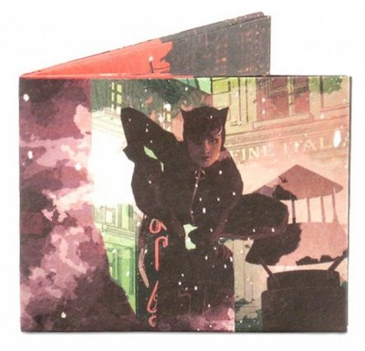 Mighty Wallet Catwoman