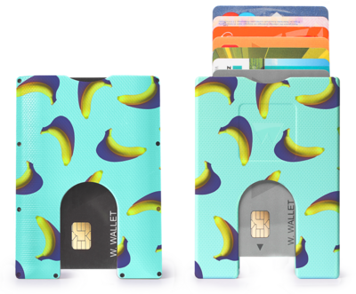 Fruity Wallet Bananas