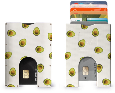 Fruity Wallet Avocados