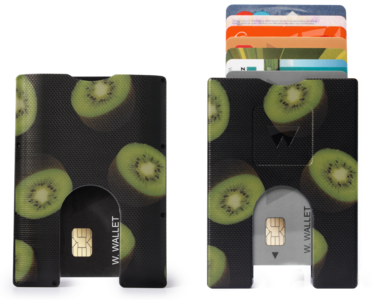 Walter Wallet Fruity Wallet Kiwis