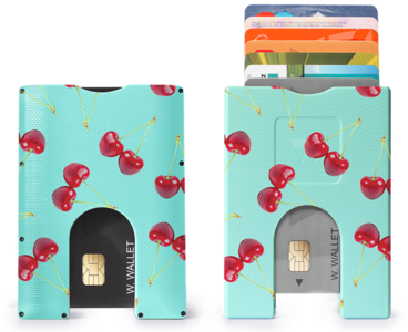 Walter Wallet Fruity Wallet Cherry's