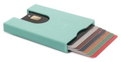 Walter Wallet Fresh Mint creditcardhouder