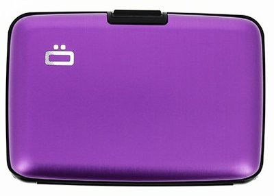 Ögon Stockholm Purple creditcardhouder