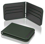 Dosh Aero RFID Sage creditcardhouder